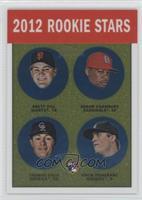 Adron Chambers, Drew Pomeranz, Brett Pill, Mark Fidrych, Thomas Field /1963