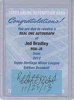 Jed Bradley [REDEMPTIONBeingRedeemed]