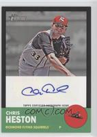 Chris Heston /50