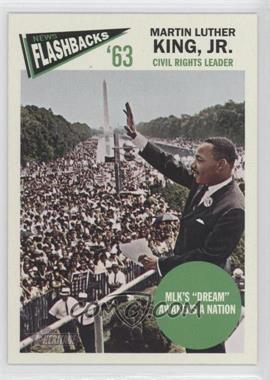 2012 Topps Heritage News Flashbacks #NF-MK - Martin Luther King Jr.