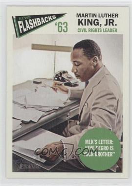 2012 Topps Heritage News Flashbacks #NF-MKI - Martin Luther King Jr.
