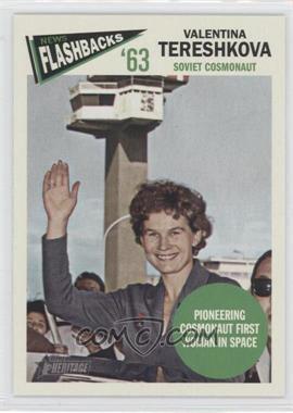 2012 Topps Heritage News Flashbacks #NF-VT - Valentina Tereshkova