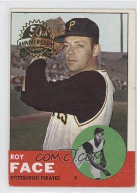 2012 Topps Heritage Originals 1963 Buybacks #409 - Roy Face