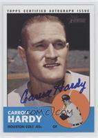 Carroll Hardy