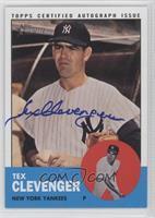 Tex Clevenger