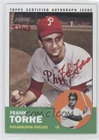 Frank Torre /63