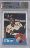 Willie McCovey /63 [BGS 9]