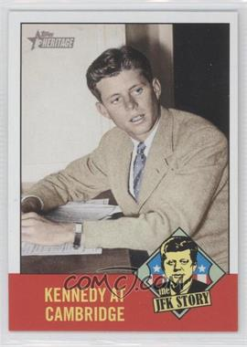 2012 Topps Heritage The JFK Story #JFK1 - Joe Kelly