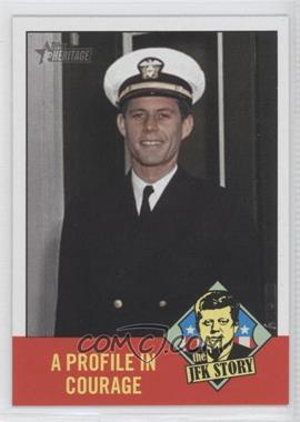 2012 Topps Heritage The JFK Story #JFK2 - [Missing]