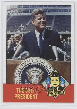 2012 Topps Heritage The JFK Story #JFK5 - Joe Kelly