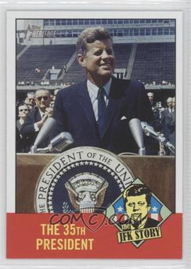 2012 Topps Heritage The JFK Story #JFK5 - Joe Kelly
