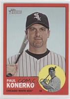 Paul Konerko (Target Red Variation)