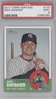 Nick Swisher [PSA 9]