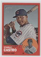 Starlin Castro (Target Red)