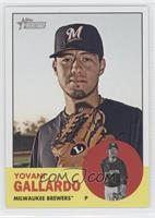 Yovani Gallardo (Color Swap)