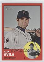 Alex Avila (Target Red parallel)