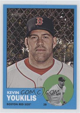 2012 Topps Heritage #232.2 - Kevin Youkilis (Wal-Mart Blue)
