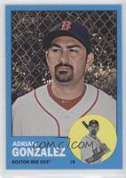 Adrian Gonzalez (Wal-Mart Blue Border)