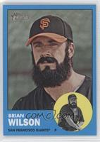 Brian Wilson (Wal-Mart Blue Border)