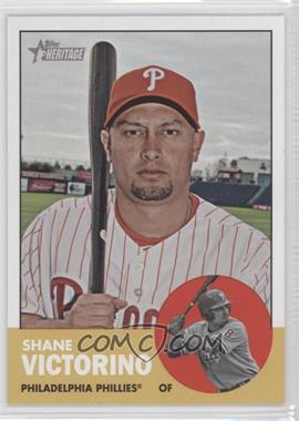 2012 Topps Heritage #434 - Shane Victorino