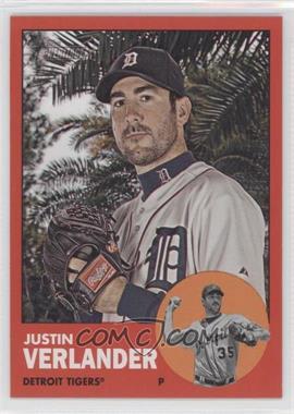 2012 Topps Heritage #44 - Justin Verlander