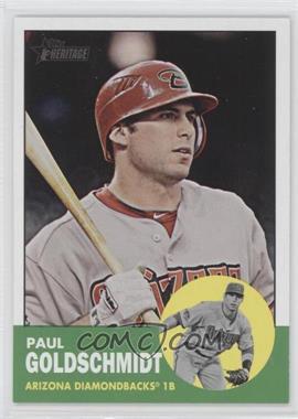 2012 Topps Heritage #441 - Paul Goldschmidt