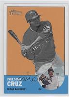 Nelson Cruz (Image Swap)