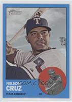 Nelson Cruz (Wal-Mart Blue)