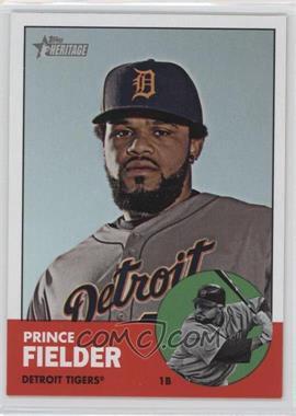 2012 Topps Heritage #476.1 - Prince Fielder (Base)