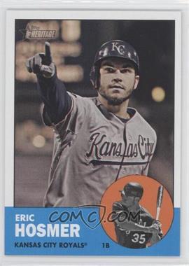 2012 Topps Heritage #479 - Eric Hosmer