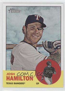 2012 Topps Heritage #486.1 - Josh Hamilton (Base)