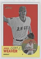 Jered Weaver (Image Swap)