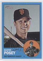 Buster Posey (Blue Border Wal-Mart)