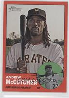 Andrew McCutchen (Target Red Border)