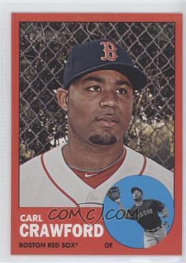 2012 Topps Heritage #96 - Carl Crawford