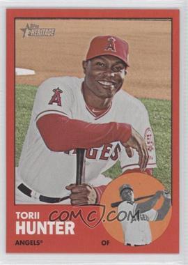 2012 Topps Heritage #98 - Torii Hunter