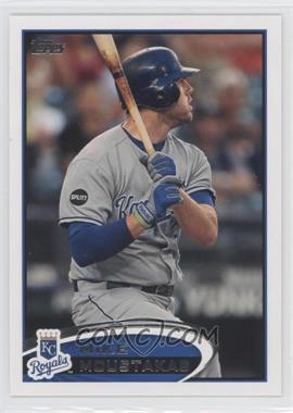 2012 Topps Kansas City Royals #KAN12 - Mike Moustakas