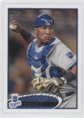 2012 Topps Kansas City Royals #KAN4 - Salvador Perez