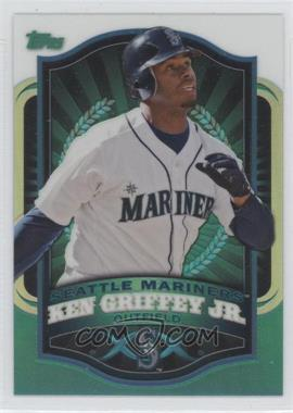 2012 Topps Mega Boxes Exclusive Chrome Refractors #MBC-3 - Ken Griffey