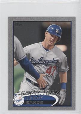 2012 Topps Mini - [Base] - Silver #486 - Jerry Sands /5
