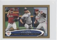Ian Kennedy, Clayton Kershaw, Roy Halladay /61