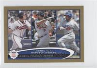 Albert Pujols, Andruw Jones /61