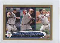 Clayton Kershaw, Roy Halladay, Cliff Lee /61