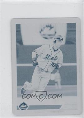 2012 Topps Mini Printing Plate Cyan #191 - Angel Pagan /1