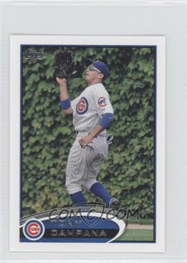 2012 Topps Mini #580 - Tony Campana