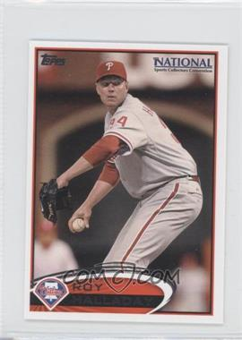 2012 Topps Minis National Convention - National Convention [Base] #TMB4 - Roy Halladay