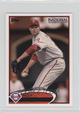 2012 Topps Minis National Convention National Convention [Base] #TMB4 - Roy Halladay