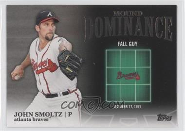 2012 Topps Mound Dominance #MD-14 - John Smoltz