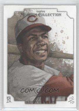 2012 Topps Museum Collection - Canvas Collection Originals #CC-12 - Frank Robinson /10