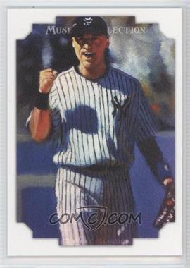 2012 Topps Museum Collection Canvas Collection #CCR-34 - Derek Jeter
